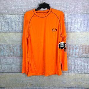 Realtree by Buckhorn River Long Sleeve Tee Shirt